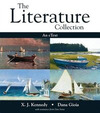 Literature Collection, The With Myliteraturelab -- Standalone Access Card