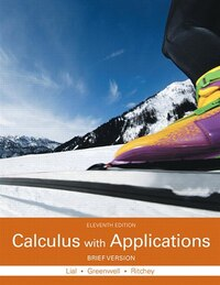 Calculus With Applications, Brief Version Plus Mymathlab With Pearson Etext -- Access Card Package