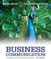 Business Communication: Polishing Your Professional Presence Plus 2014 Mybcommlab With Pearson…