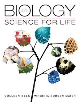 Book Biology: Science For Life by Colleen Belk