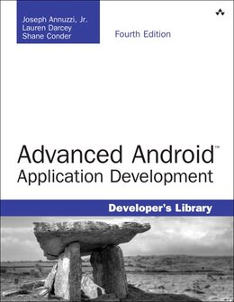 Book Advanced Android Application Development by Joseph Annuzzi