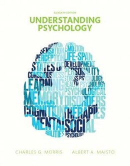 Book Understanding Psychology by Charles G. Morris