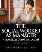 The Social Worker As Manager: A Practical Guide To Success With Pearson Etext -- Access Card Package
