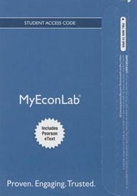 Book Myeconlab With Pearson Etext --  Access Card -- For Economics Today: The Micro View by Roger Leroy Miller