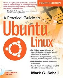 Book A Practical Guide To Ubuntu Linux by Mark G. Sobell