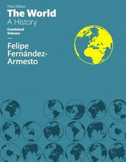 Book World: The, A History Combined Volume by Felipe Fernandez-armesto
