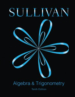 Book Algebra And Trigonometry Plus Mymathlab -- Access Card Package by Michael Sullivan