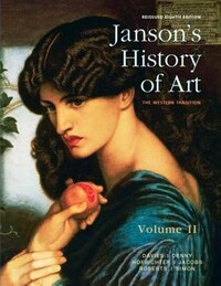 Janson's History Of Art, Volume 2 Reissued Edition