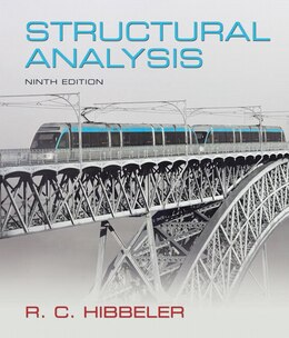 Book Structural Analysis by Russell C. Hibbeler