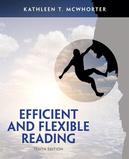 Book Efficient And Flexible Reading Plus Myreadinglab With Etext -- Access Card Package by Kathleen T. Mcwhorter