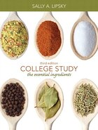 College Study: The Essential Ingredients Plus New Mystudentsuccesslab Update -- Access Card Package