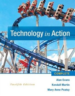 Book Technology In Action Complete by Alan Evans