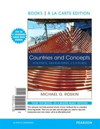 Countries And Concepts: Politics, Geography, Culture, Books A La Care Edition