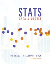 Stats: Data And Models Plus New Mystatlab With Pearson Etext -- Access Card Package