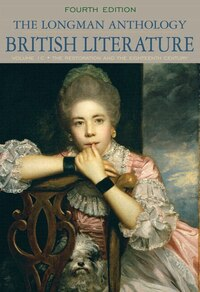 Longman Anthology Of British Literature,the,  Volume 1c: Restoration And The Eighteenth Century…