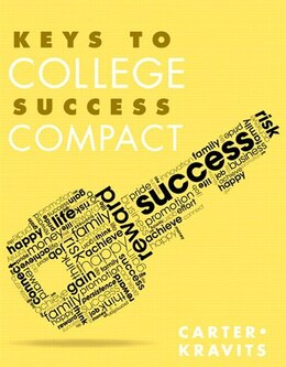 Book Keys To College Success Compact Plus New Mystudentsuccesslab With Pearson Etext -- Access Card… by Carol J. Carter