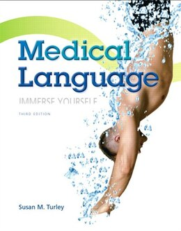 Book Medical Language Plus Mymedicalterminologylab With Pearson Etext -- Access Card Package by Susan M. Turley