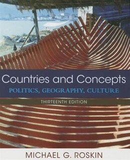 Book Countries And Concepts: Politics, Geography, Culture by Michael G. Roskin