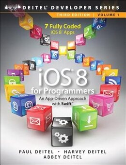 Book Ios 8 For Programmers: An App-driven Approach With Swift by Paul Deitel