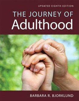 Book Journey Of Adulthood, Books A La Carte Edition by Barbara R. Bjorklund