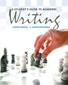 A Student's Guide To Academic Writing Plus Mywritinglab With Pearson Etext -- Access Card Package…