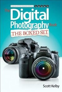 Book Scott Kelby's Digital Photography Boxed Set, Parts 1, 2, 3, 4, And 5 by Scott Kelby