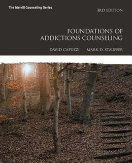 Book Foundations Of Addictions Counseling by David Capuzzi