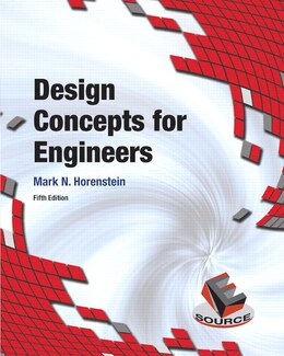 Book Design Concepts For Engineers by Mark N. Horenstein
