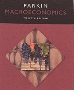 Book Macroeconomics, Student Value Edition Plus Myeconlab With Pearson Etext -- Access Card Package by Michael Parkin
