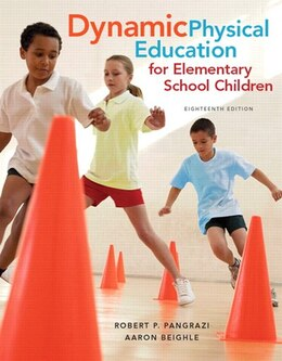 Book Dynamic Physical Education For Elementary School Children With Curriculum Guide: Lesson Plans by Robert P. Pangrazi