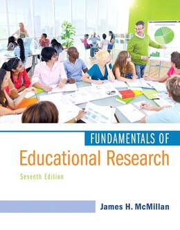 Book Fundamentals Of Educational Research, Enhanced Pearson Etext With Loose-leaf Version -- Access Card… by James H. Mcmillan