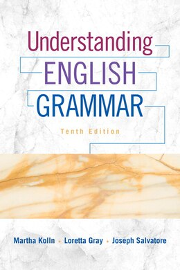 Book Understanding English Grammar by Martha J. Kolln