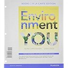 Environment And You, The, Books A La Carte Edition