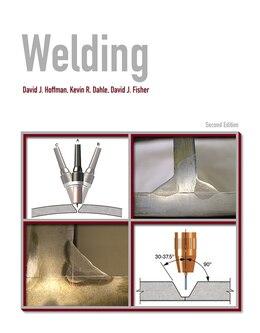 Book Welding by David J. Hoffman