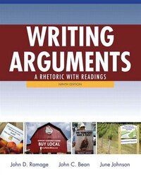 Writing Arguments: A Rhetoric With Readings Plus Mywritinglab With Etext -- Access Card Package