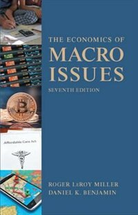 Book Economics Of Macro Issues by Roger Leroy Miller