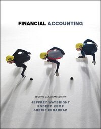 Financial Accounting, Second Canadian Edition Plus Myaccountinglab With Pearson Etext -- Access…