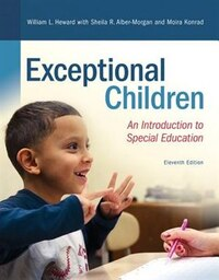 Revel For Exceptional Children: An Introduction To Special Education With Loose-leaf Version