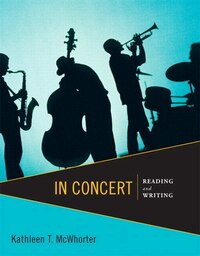 In Concert: Reading And Writing Plus Myskillslab With Etext -- Access Card Package
