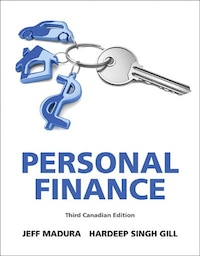 Personal Finance, Third Canadian Edition Plus Myfinancelab With Pearson Etext -- Access Card Package