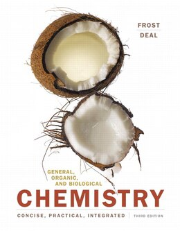 Book General, Organic, And Biological Chemistry Plus Masteringchemistry With Pearson Etext -- Access… by Laura D. Frost