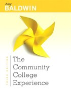 Community College Experience, The Plus New Mystudentsuccesslab With Pearson Etext -- Access Card…
