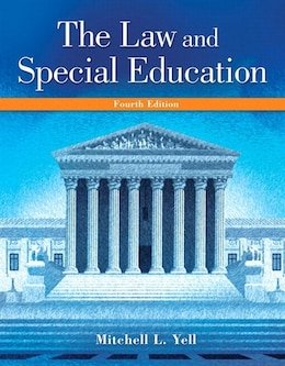 Book Law And Special Education, The, Enhanced Pearson Etext With Loose-leaf Version -- Access Card… by Mitchell L. Yell