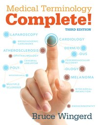 Medical Terminology Complete With Mymedicalterminologylab Plus Pearson Etext - Access Card Package