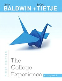 College Experience Compact, The Plus New Mystudentsuccesslab With Pearson Etext -- Access Card…