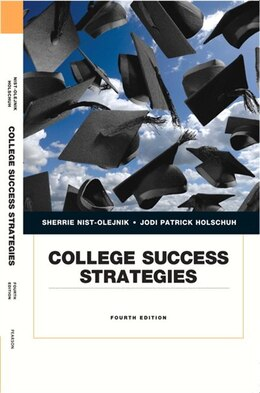 Book College Success Strategies by Sherrie L. Nist-olejnik
