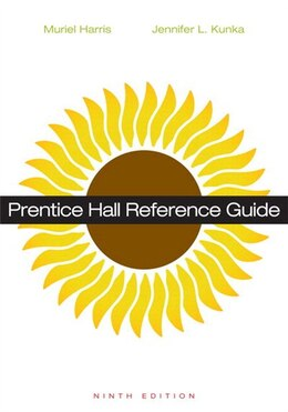 Book Prentice Hall Reference Guide With Mywritinglab With Etext -- Access Card Package by Muriel G. Harris