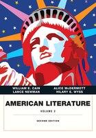 American Literature, Volume Ii