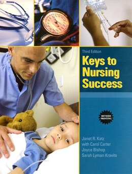 Book Keys To Nursing Success, Revised Edition Plus New Mystudentsuccesslab Update -- Access Card Package by Carol J. Carter