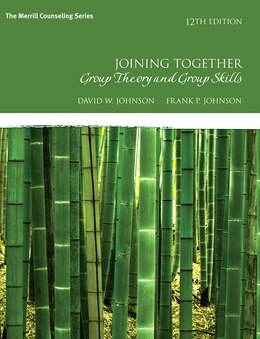 Book Joining Together: Group Theory And Group Skills by David H. Johnson